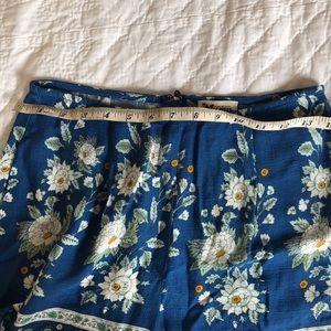 Show Me Your MuMu Shorts - NWOT Show Me Your Mumu Sawyer Shorts 🌸